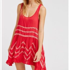 Free People Trapeze Slip NWOT